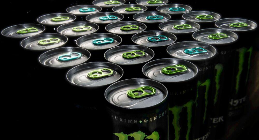 Napój energetyczny Monster Energy