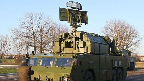 Rakietowy kompleks przeciwlotniczy Tor-M2 - Sputnik Polska