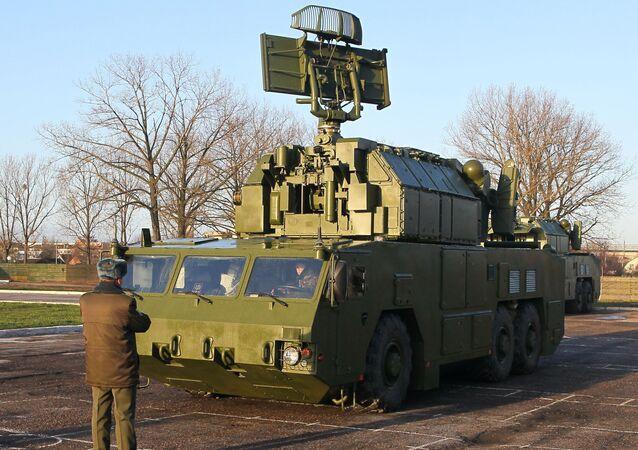 Rakietowy kompleks przeciwlotniczy Tor-M2