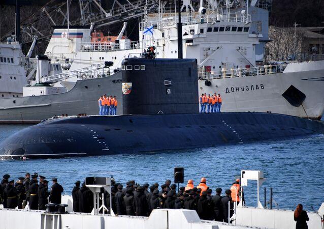 Okręt podwodny Nowogród Wielki