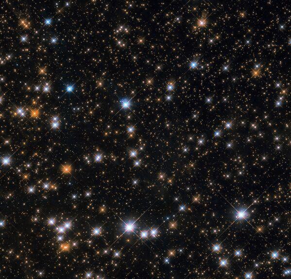 Messier 11 – gromada gwiazd znajdująca się w gwiazdozbiorze Tarczy - Sputnik Polska