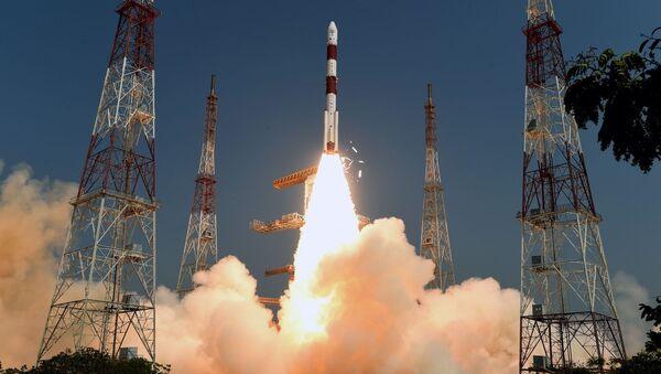Wyprowadzenie na orbitę satelity rozpoznawczego EMISAT, Indie - Sputnik Polska
