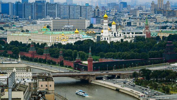 Panorama Moskwy - Sputnik Polska