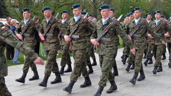 Polska armia - Sputnik Polska