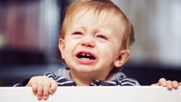 Płaczące dziecko - Sputnik Polska