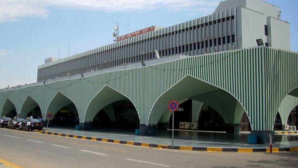 Międzynarodowy port lotniczy Trypolis - Sputnik Polska