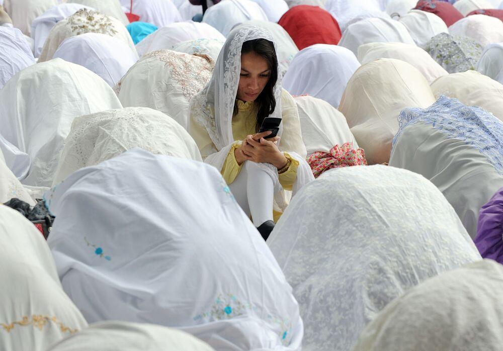 Święto Id al-Adha w Dżakarcie, 2011 rok