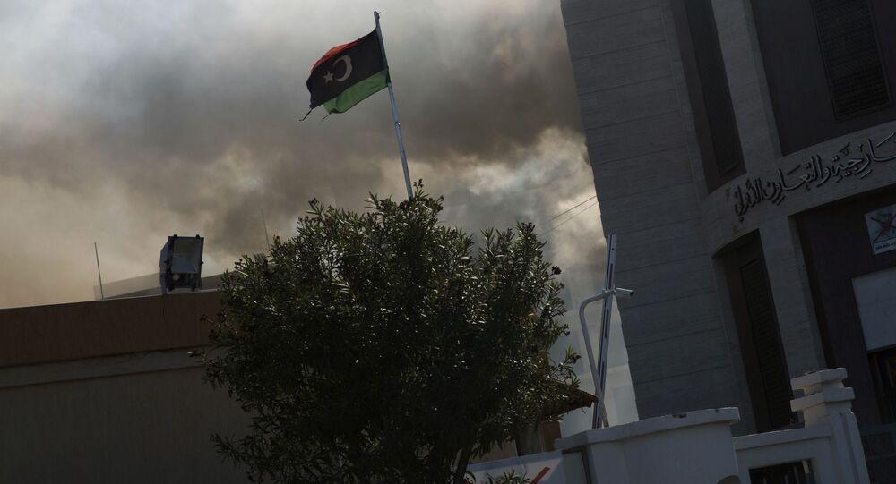 Trypolis, Libia.