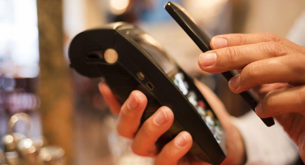 Płatność telefonem