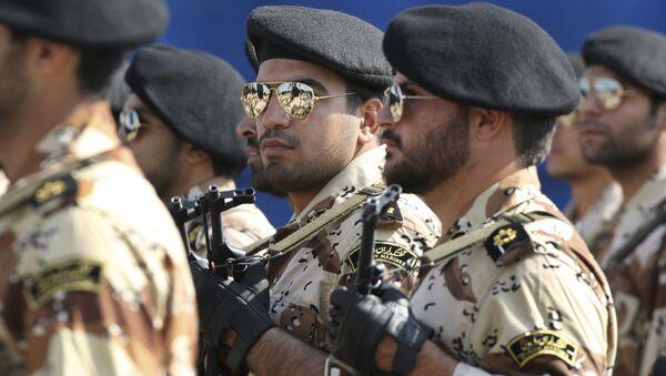 Irański Korpus Strażników Rewolucji Islamskiej - Sputnik Polska
