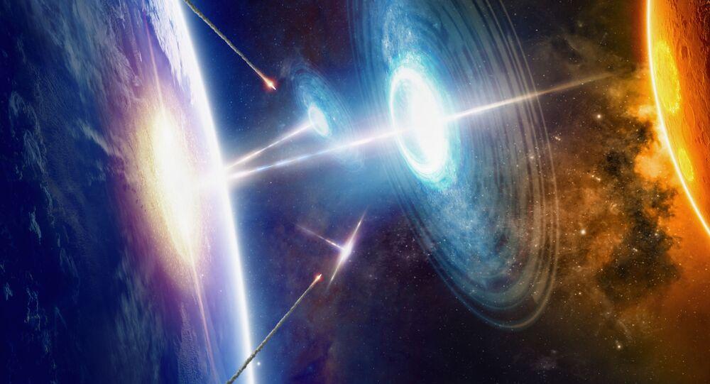 Wojna kosmiczna