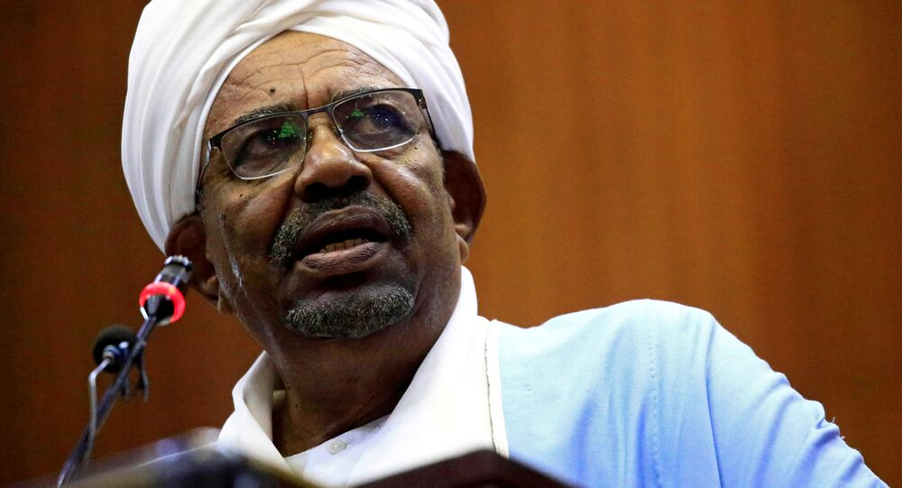 Prezydent Sudanu Omar al-Bashir