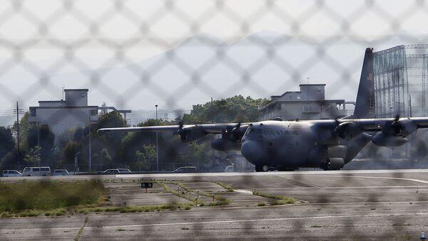 Amerykański samolot S-130 - Sputnik Polska