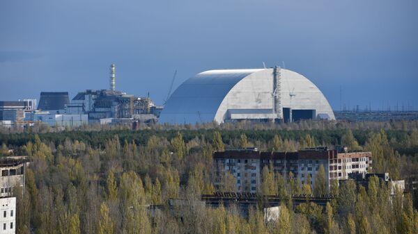 Elektrownia jądrowa w Czarnobylu - Sputnik Polska