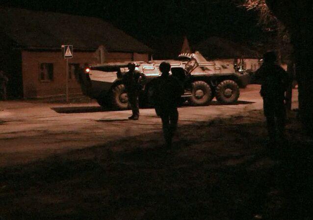 Bojownicy ISIS zostali zlikwidowani w Tiumeni.