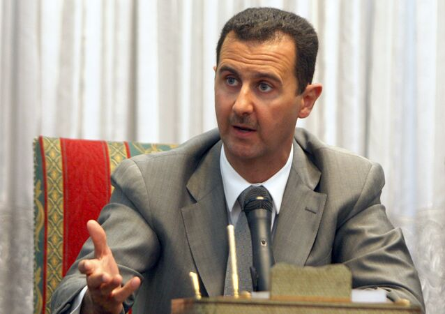 Baszszar al-Asad, prezydent Syrii