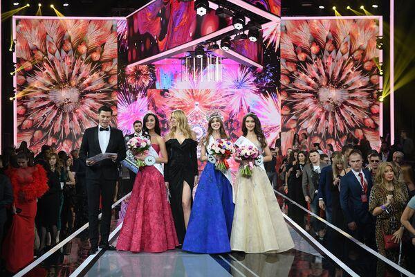 Finał konkursu Miss Rosji 2019 - Sputnik Polska