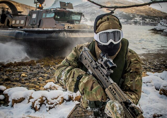 Szkolenia NATO na Północy