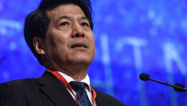 Li Huei, ambasador Chin w Rosji - Sputnik Polska