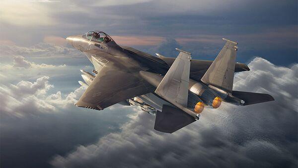 F-15EX - Sputnik Polska