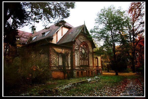 Opuszczony szpital pod Berlinem  - Sputnik Polska
