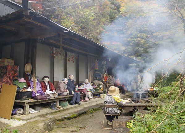 Wieś Nagara w Japonii  - Sputnik Polska