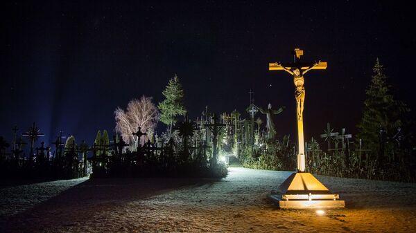 Góra Krzyży, Litwa  - Sputnik Polska