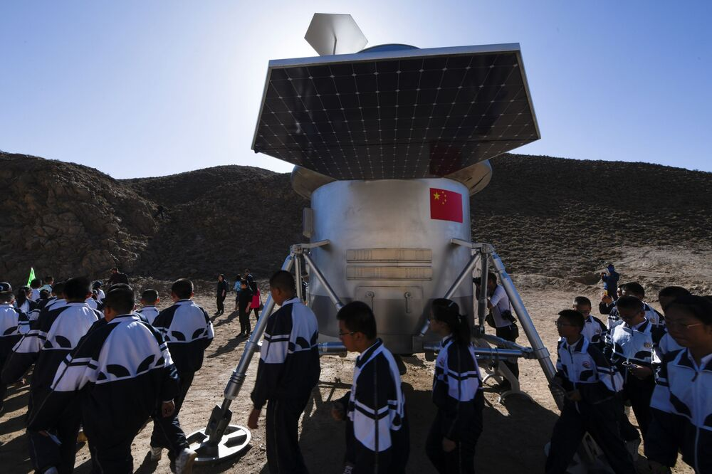 """W Chinach pojawił się """"Symulator Marsa"""" dla uczniów"""