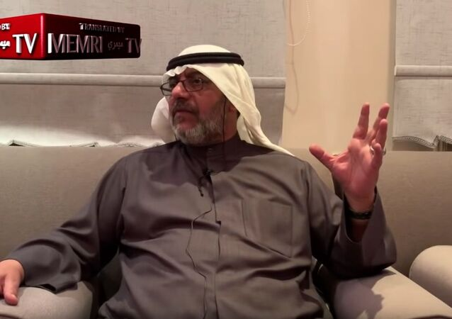 Uczony, działacz religijny z Kuwejtu Muhanna Hamad Al-Muhanna