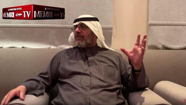 Uczony, działacz religijny z Kuwejtu Muhanna Hamad Al-Muhanna - Sputnik Polska