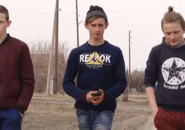 Troje nastolatków uratowało z pożaru sześcioro dzieci