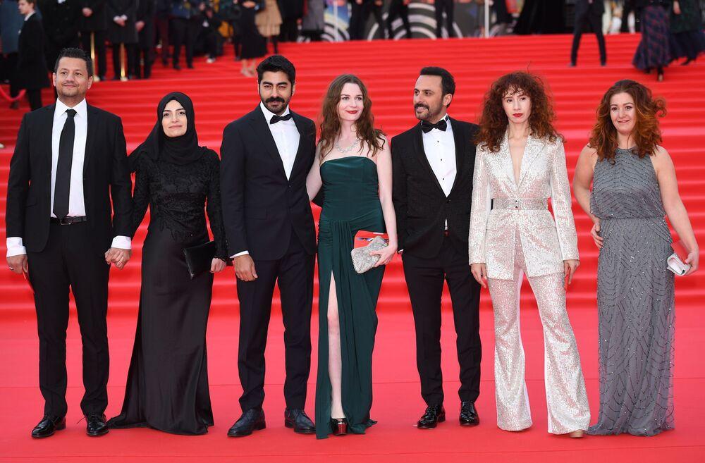 Goście Moskiewskiego Międzynarodowego Festiwalu Filmowego