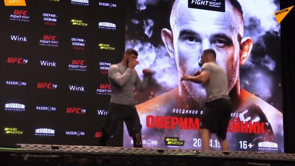 UFC - Sputnik Polska