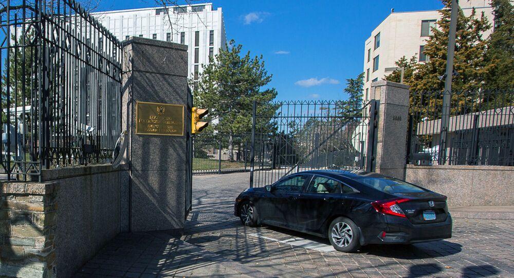 Ambasada Rosji w USA