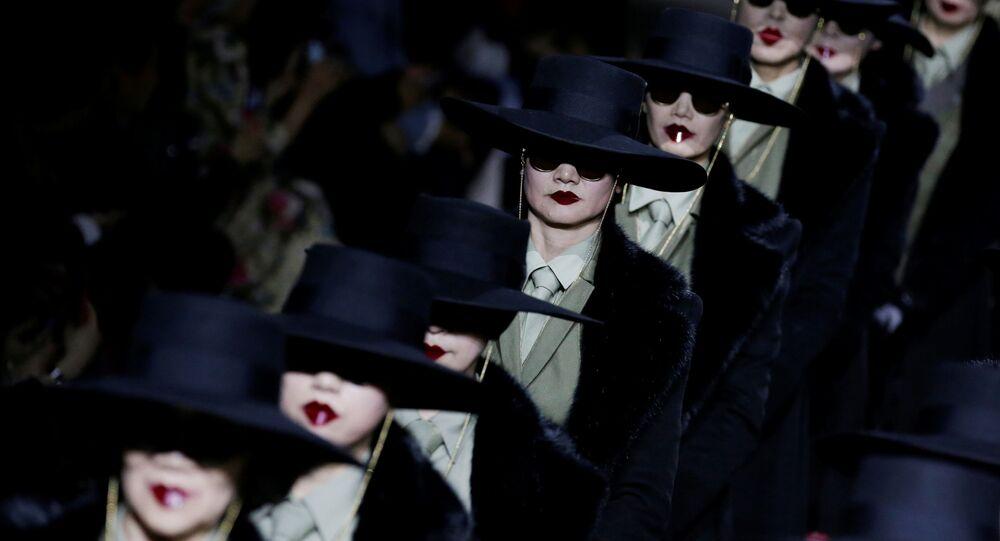Tydzień Mody w Pekinie