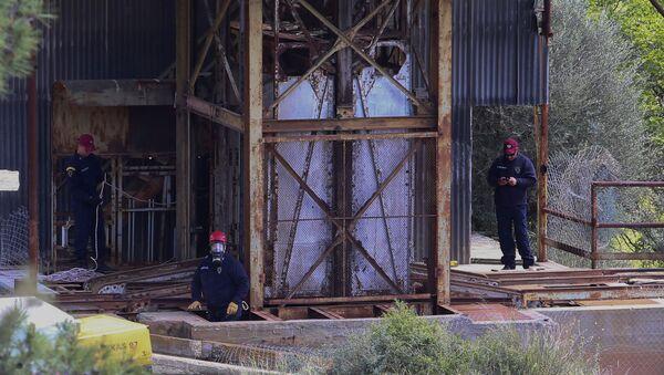 Ciała kobiet znalezione w zatopionej kopalni Mitsero - Sputnik Polska