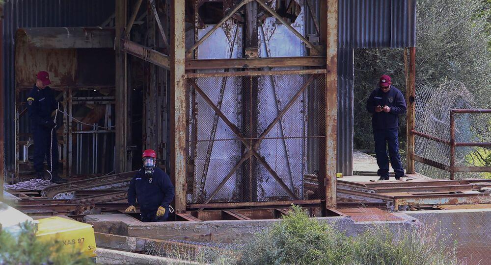 Ciała kobiet znalezione w zatopionej kopalni Mitsero