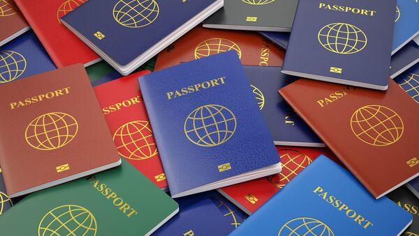 Paszporty - Sputnik Polska