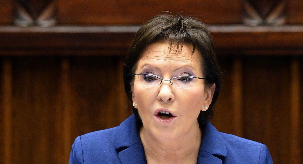 Premier Polskie Ewa Kopacz