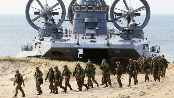 Ćwiczenia wojskowe Rosji i Białorusi - Sputnik Polska