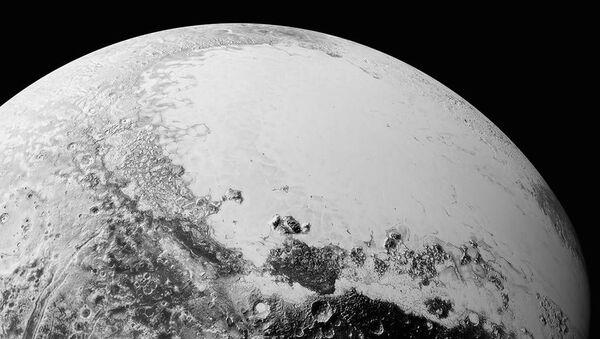 Zdjęcie Plutona ze stacji New Horizons - Sputnik Polska