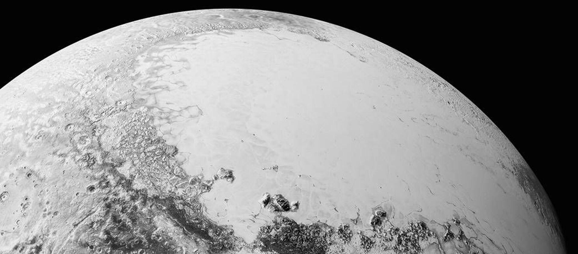 Zdjęcie Plutona ze stacji New Horizons - Sputnik Polska, 1920, 05.02.2020