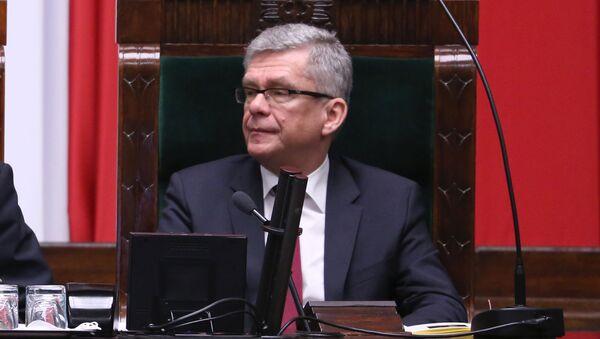 Marszałek Senatu Stanisław Karczewski - Sputnik Polska