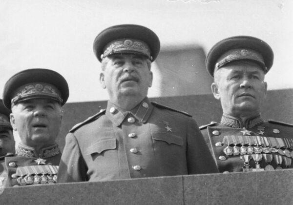 Józef Stalin - Sputnik Polska