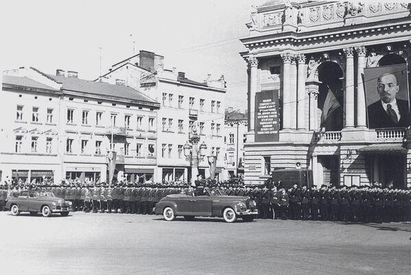 Amazasp Babadżanian, główny marszałek wojsk pancernych ZSRR - Sputnik Polska