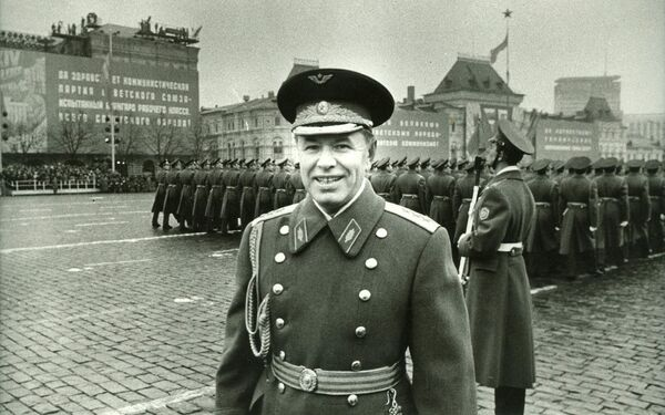 Nikołaj Skomorochow, radziecki lotnik, dwukrotny Bohater Związku Radzieckiego - Sputnik Polska