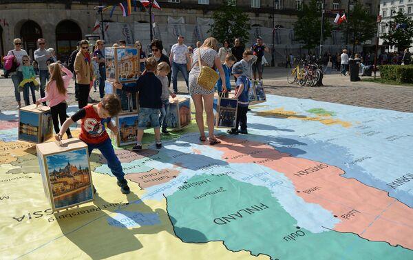 """""""Marsz Suwerenności"""" na ulicach Warszawy - Sputnik Polska"""