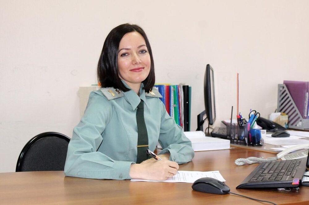 Kapral Natalia Szkolnaja z Siewierska