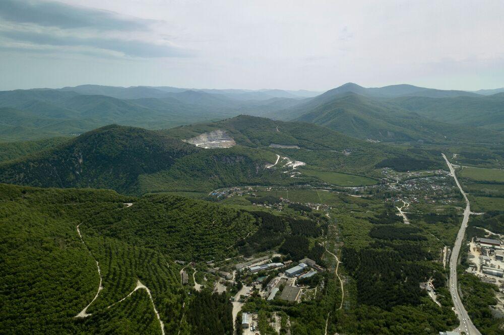 Góry Markotchskie