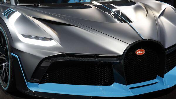 Bugatti Divo  - Sputnik Polska